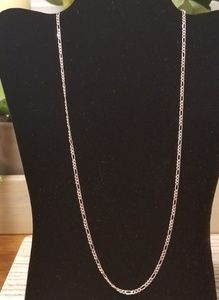 """Jewelry - 22"""" Silver link necklace"""